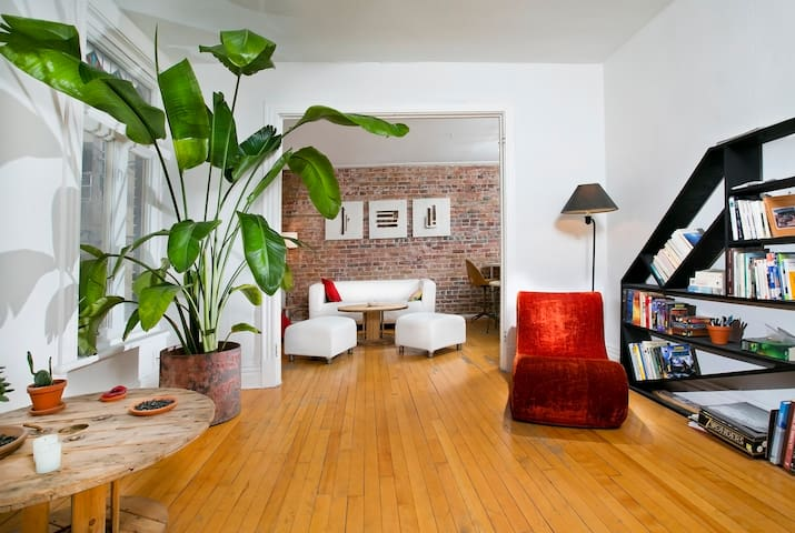 Cool place in the heart of the city - Quebec - Apartamento