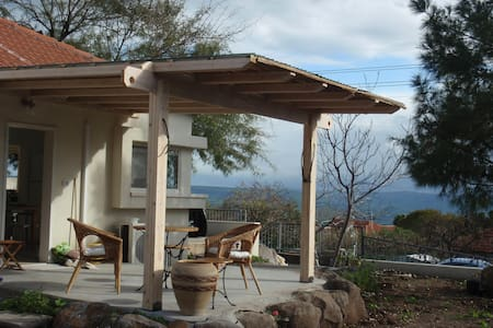 Lovely Home Above Kinneret - Karkom - Rumah