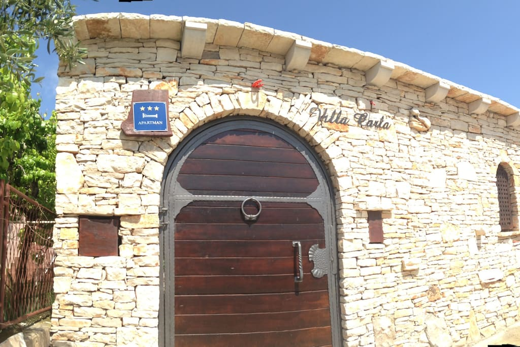 Villa Carla - entree
