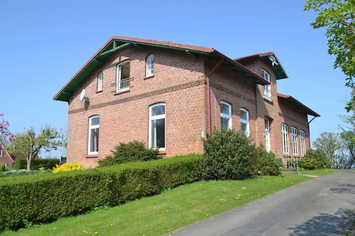 Ferien in der alten Dorfschule - Hemme - Dom