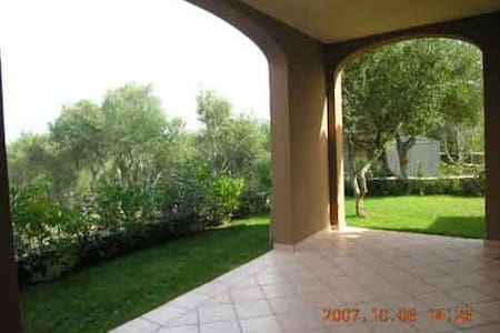 three rooms, new, in olive grove - Barrabisa