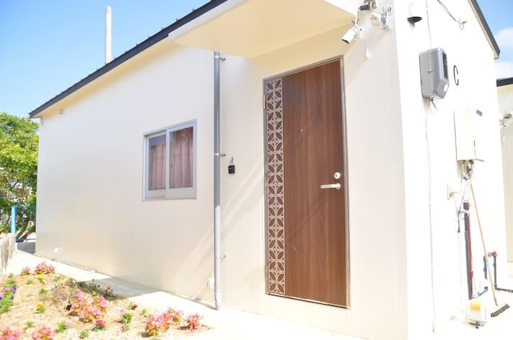 """REIWA HOUSE C"" / one-bedroom house"