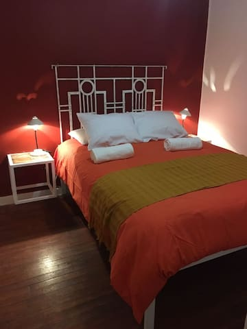 Room near Reforma and Polanco, Xilitla - Cuauhtemoc - บ้าน
