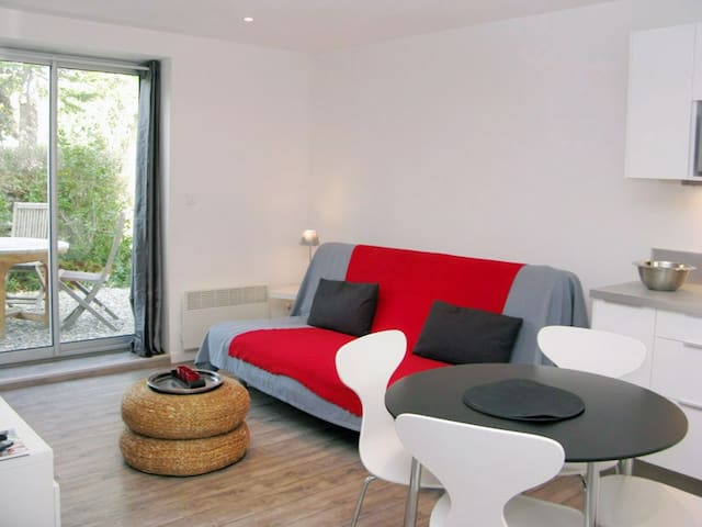 APART 5MNS CASSIS- WIFI-TV & GARDEN - Carnoux-en-Provence - Apartamento