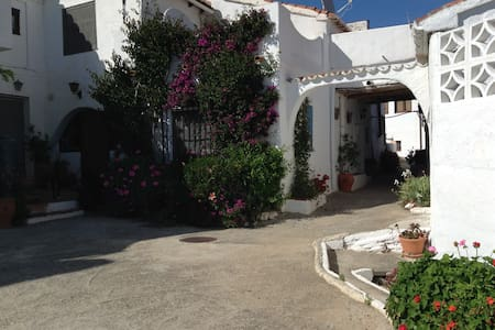Cosy one bedroomed village house - Barranco Ferrer - 獨棟
