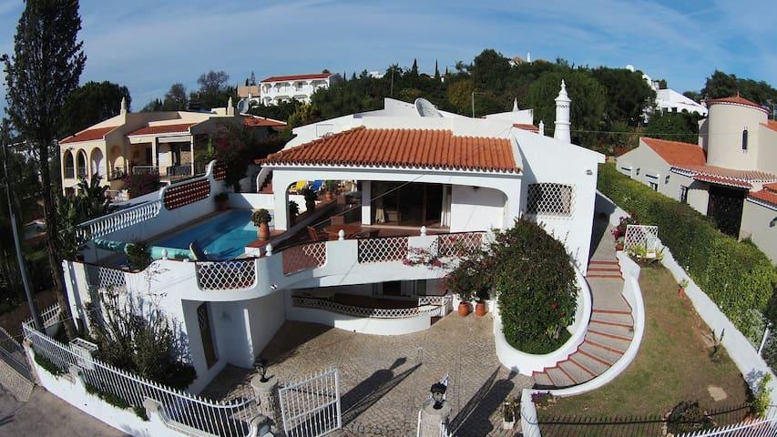 Genie's Villa Boutique Algarve-Pool Garden,Terrace