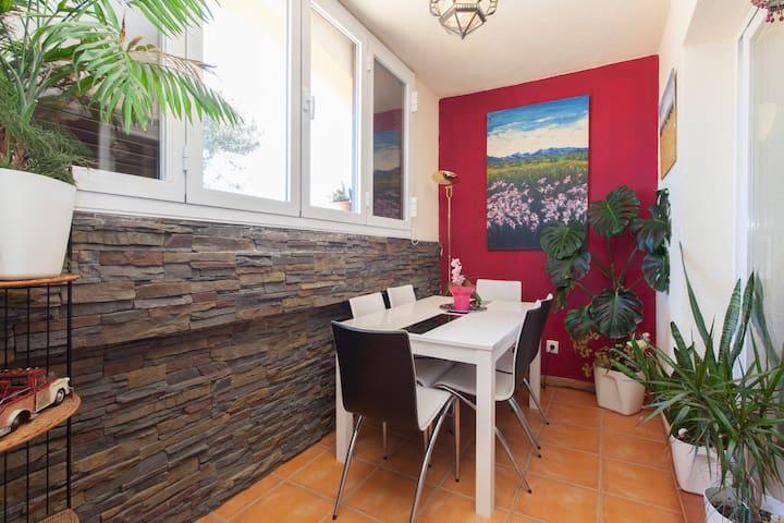 apartamento guapo - Tolleric - アパート