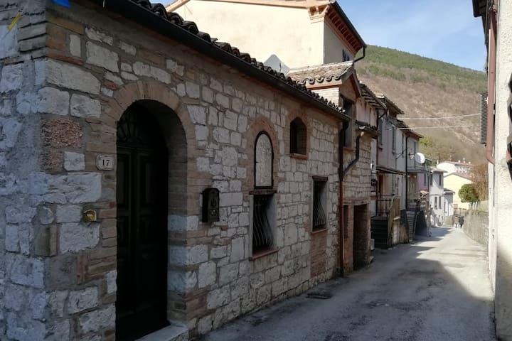 La '' Casetta'' nel Cuore dell'Umbria