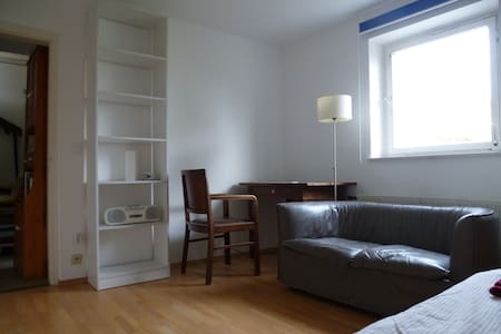 room; distance University 250m - Bayreuth - Townhouse
