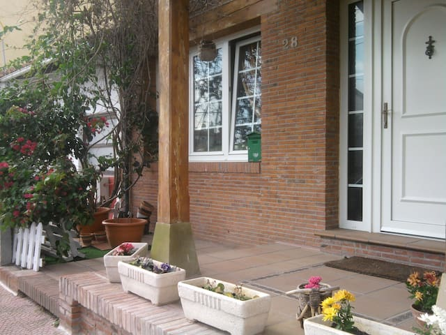 Casa adosada en Santander. - Santander - Haus