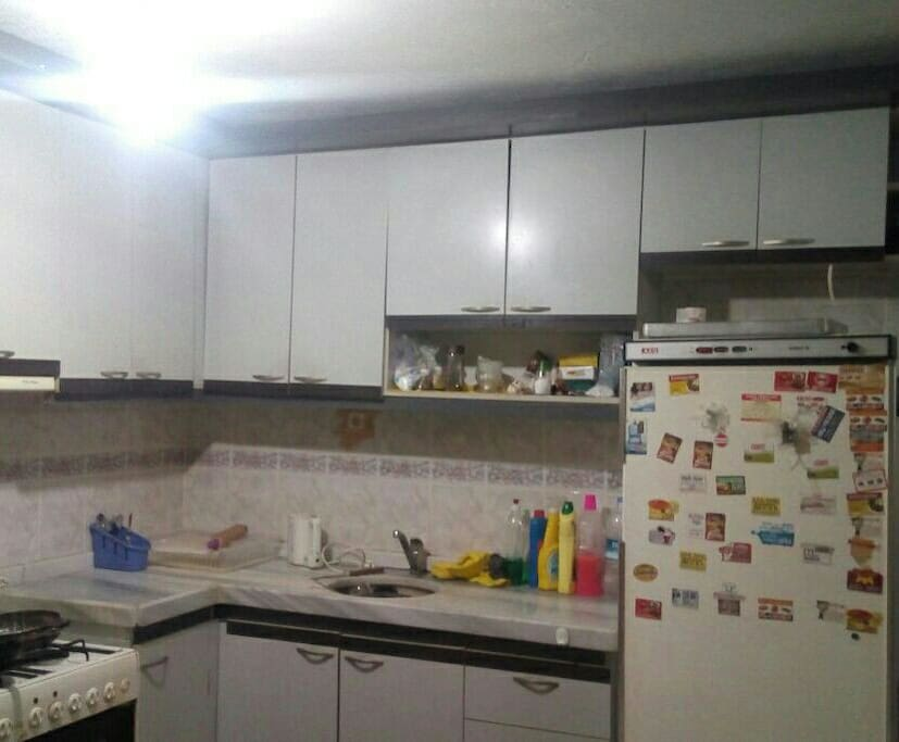 İhtiyaç halinde mutfak/ Kitchen
