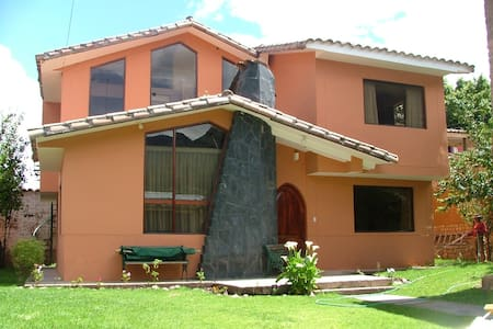 Urubamba Homesaty B&B Sacred Valley