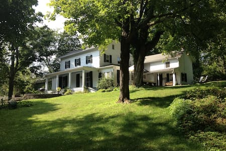 Gorgeous Hudson Valley Farmhouse - Clinton Corners - Ev