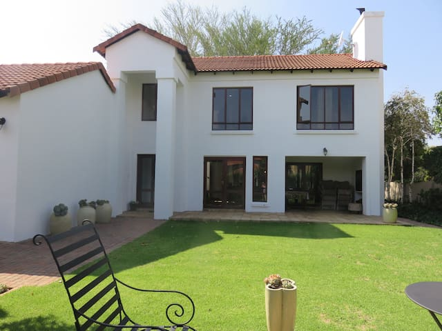 House in security estate (Ideal for long term)