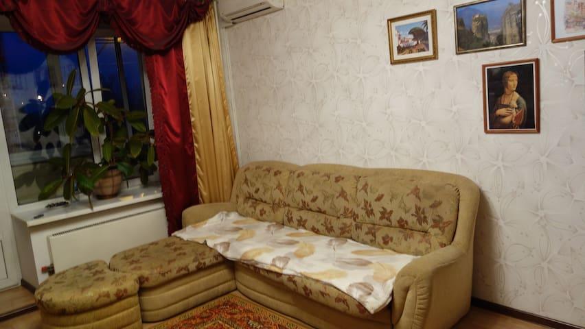 Удобная квартира для отдыха - Balashikha - Daire
