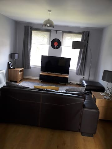 Musselburgh 2 bed Apartment sleeps 4