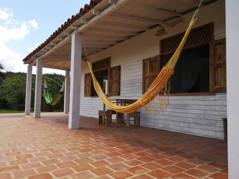 Finca Villaverde, Habitación Mojito, Valle Viñales