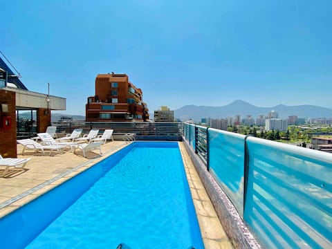 Swimming pool Now open! Ahora abierta