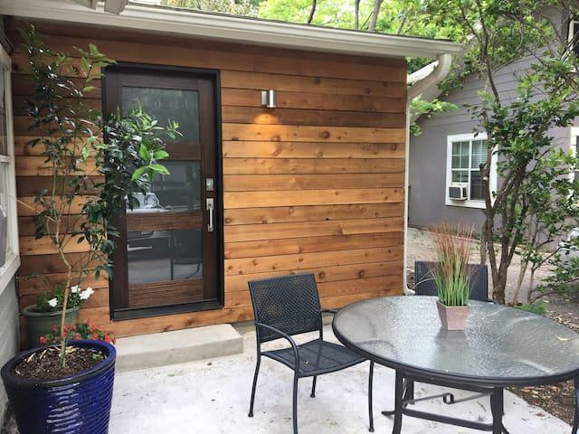 ARCHITECT'S HOUSE- Private Casita - Austin - Casa