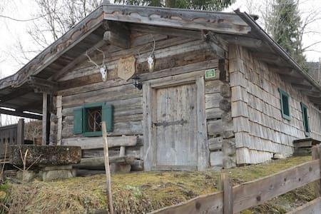 Ruhige romantische Berghütte! - 滨湖采尔(Zell am See) - 小屋