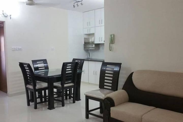 Wonderful apartment on Green Road, Dhanmmondi - Dhaka - Lakás