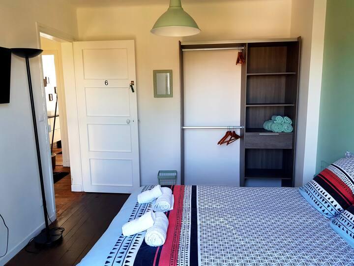 Le BDL.Chambre individuelle 6 dans maison locative