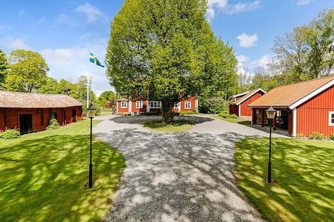 Guest house in countryside close to Stockholm