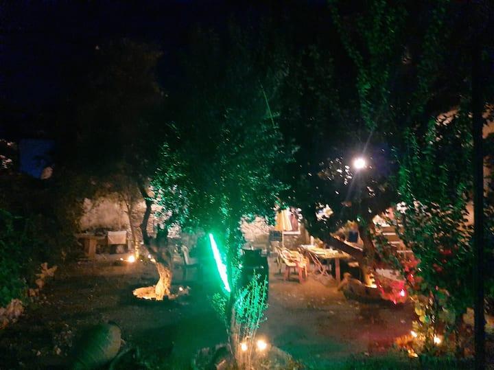 Bahçeli Muğla evi