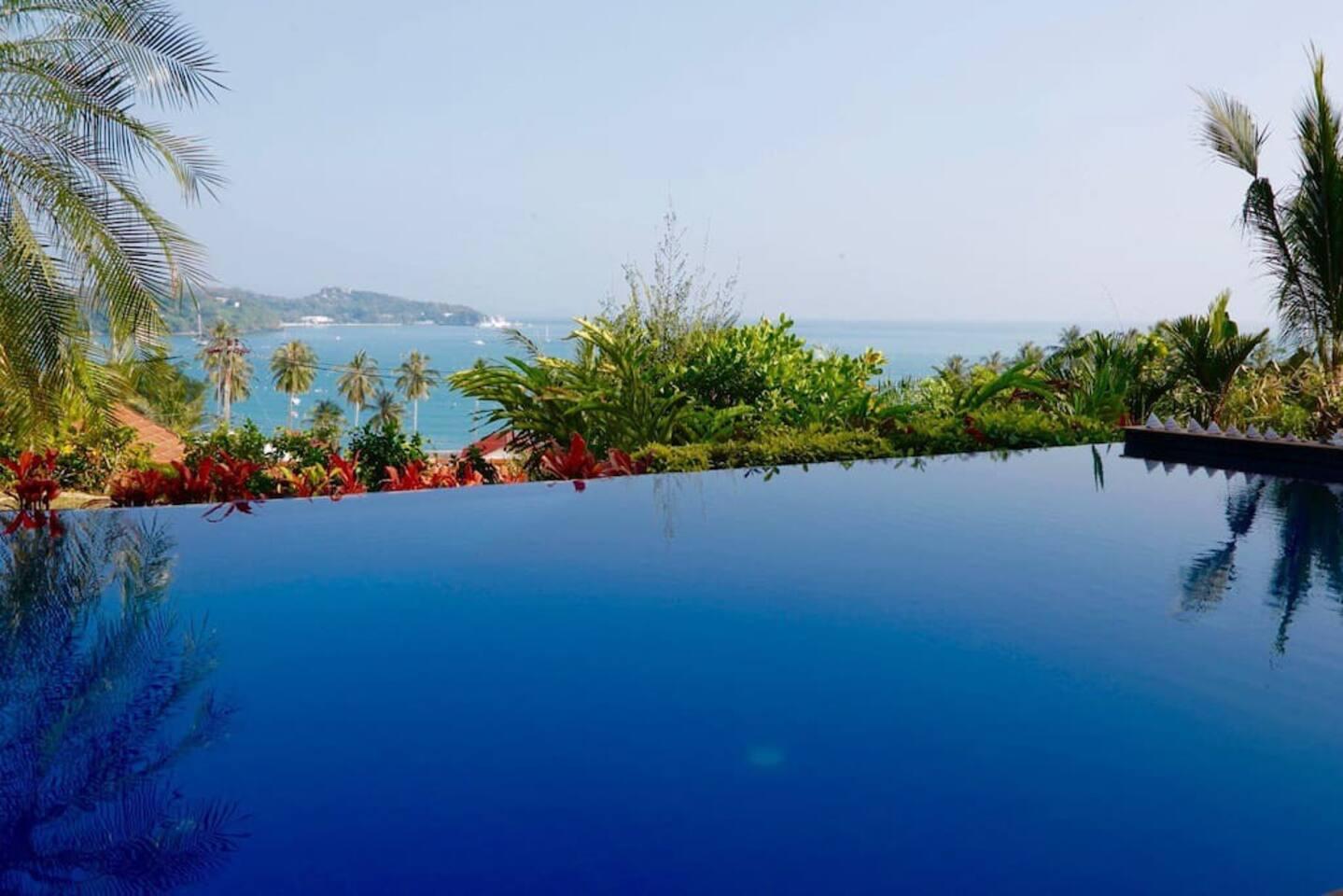 Beautiful Ao Yon Bay view