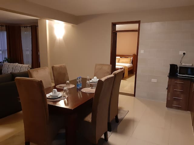 Serviced 1 bedroom Apartment