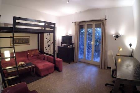 Doppia con giardino privato Viale Libia - Rzym