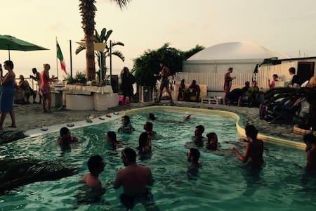 Hotel  Porta del Mare wellness SPA - Tropea