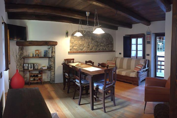 La Rondine casa vacanze sul lago D'Orta