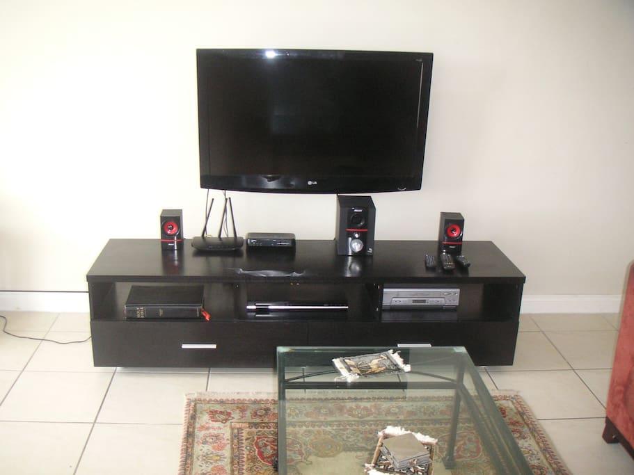 TV - Living area