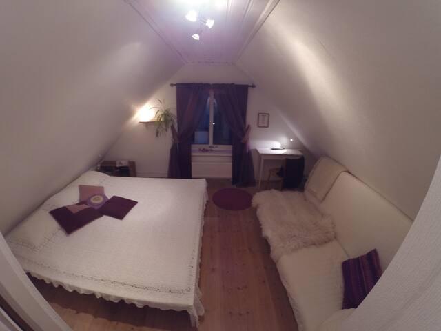 Gästrum i lugn och ro - Örkelljunga N - Bed & Breakfast