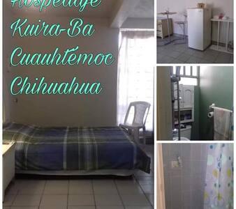 Hospedaje Kwira-Bá Cuauhtémoc Chih Habit Económica