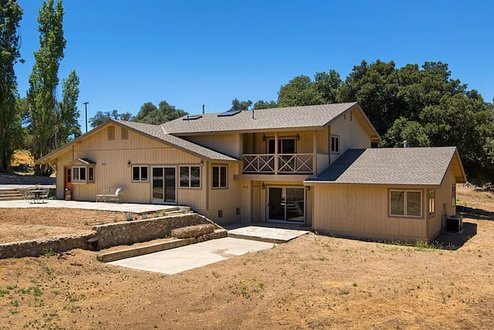 10 acre ranch in apple country - Julian - House