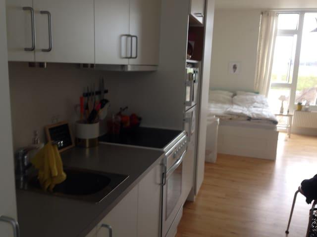 Hyggelig lejlighed i Aalborg - Aalborg - Slaapzaal