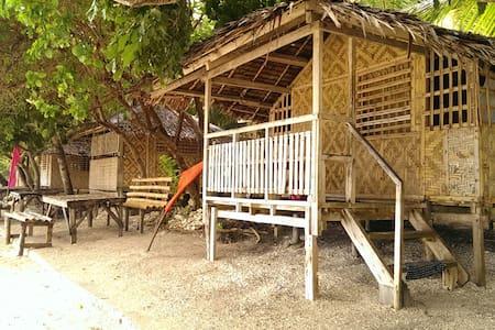 Ocean Beach Hut with Sandy Beach 1 - Cabana