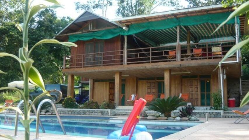 Un paraíso en la selva - Misahuallí - Hus