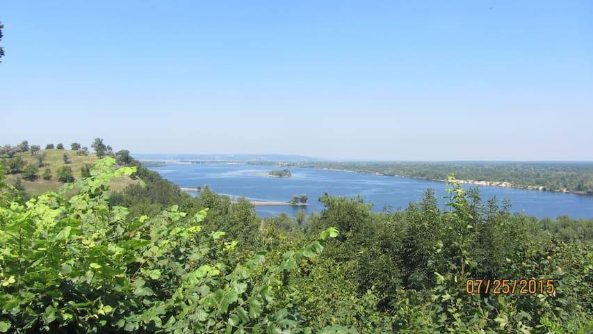 Небольшая дача в Каневе - Kaniv - Pondok alam