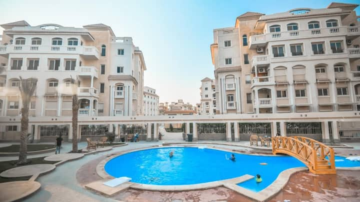 Ramco Hotel Apartment Compound Leila B4/44