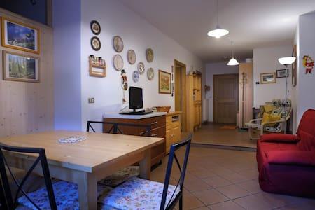 Silvagni House, Val di Fiemme-Dolomiti/Trentino - Predazzo - Lägenhet