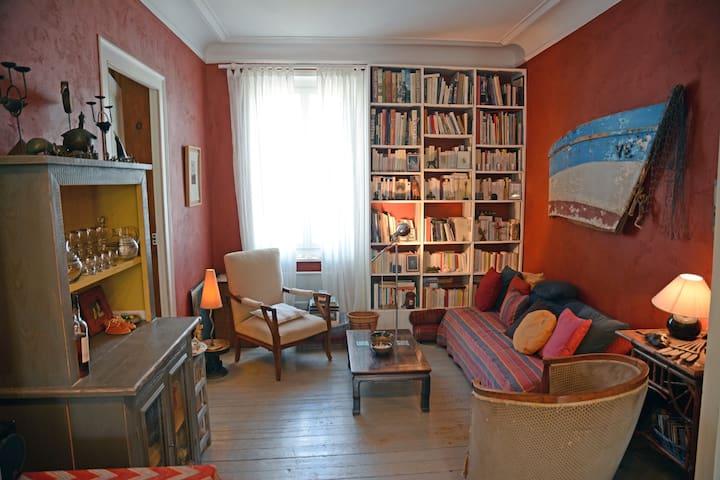 Appartement de charme à Le Palais - Le Palais - Apartmen