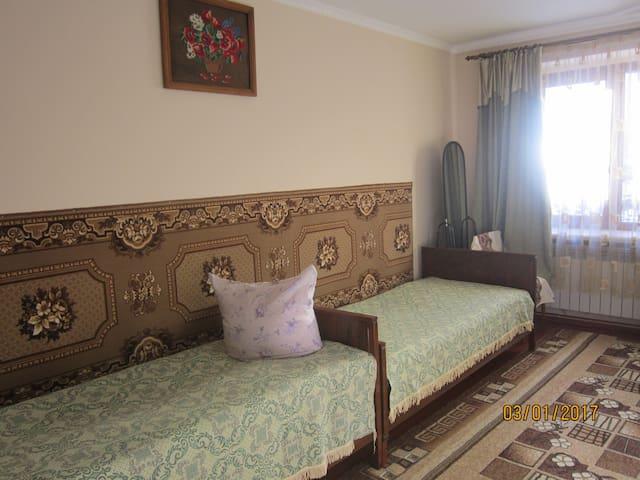 Уютная квартира для отдыха! - Truskavets' - Huoneisto
