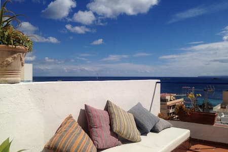 Apartment with Seaviews - Ibiza