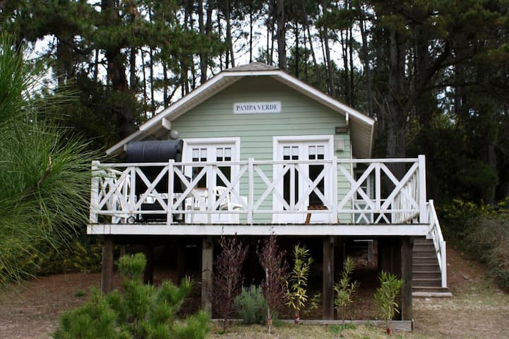 Amazing wooden house - Mar de Las Pampas - House