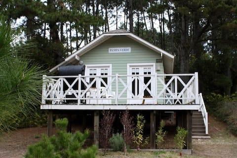 Amazing wooden house