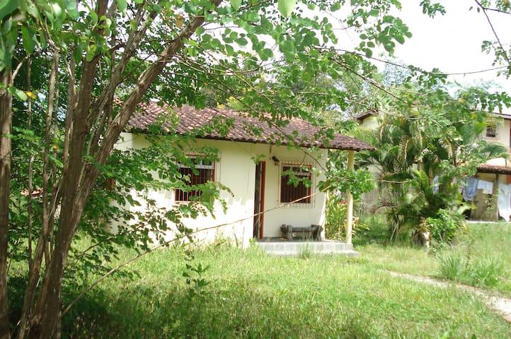 Little 1 bed room cottage! - Simões Filho - Cabin