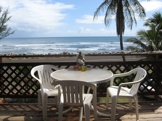 SUNNY WESTSIDE OCEANFRONT  - Kekaha - Apartment